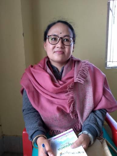 ranjita wangkhem wife