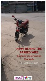 Cover Image News Behind the Barbed Wire