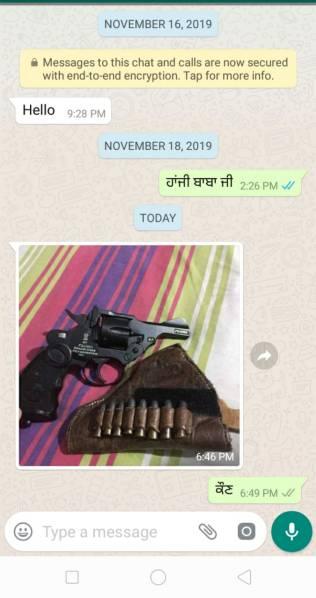 revolver pic amritpal singh bunty