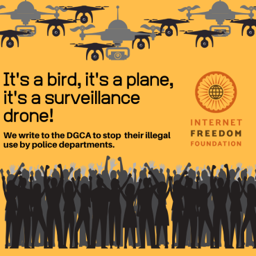 drone poster IFF